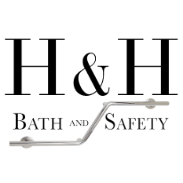 H & H Bath and Safety logo