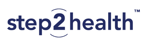 Step2 health logo